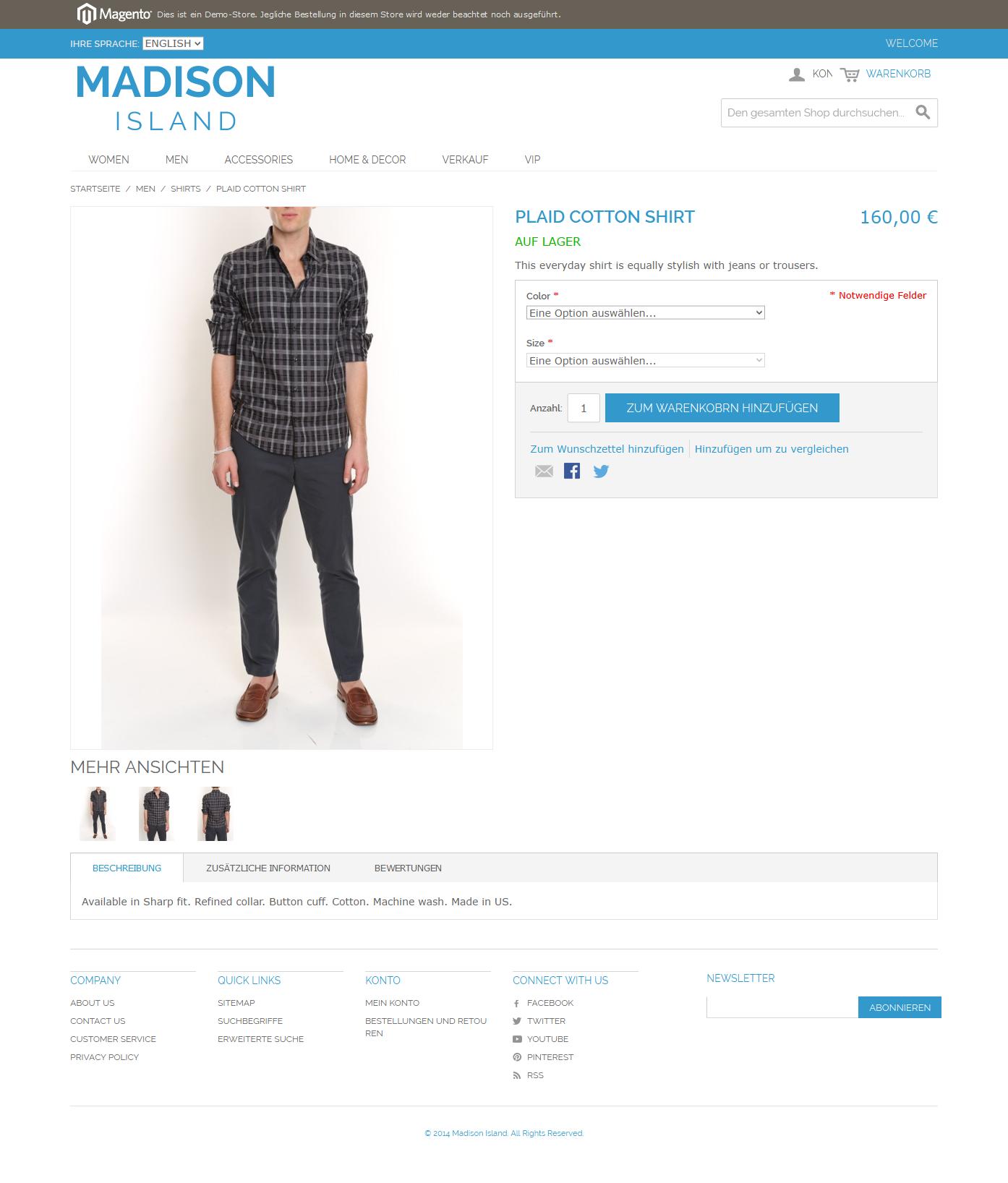 Magento Design | Rwd So Setzen Sie Das Neue Responsive Theme In Magento 1 9 Ein