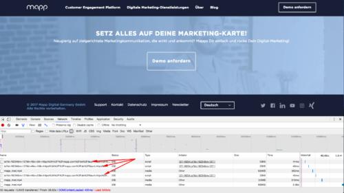 DMP Tracking Code